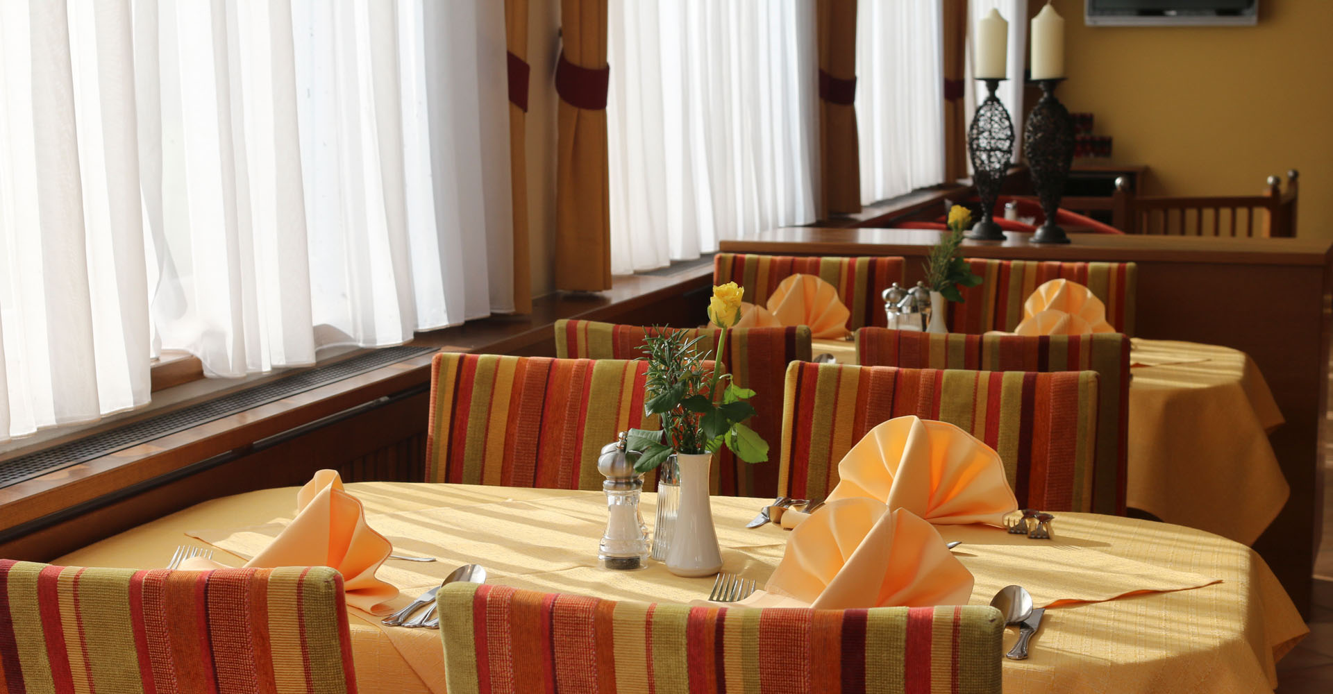 Hotel mit Halbpension in Saalbach