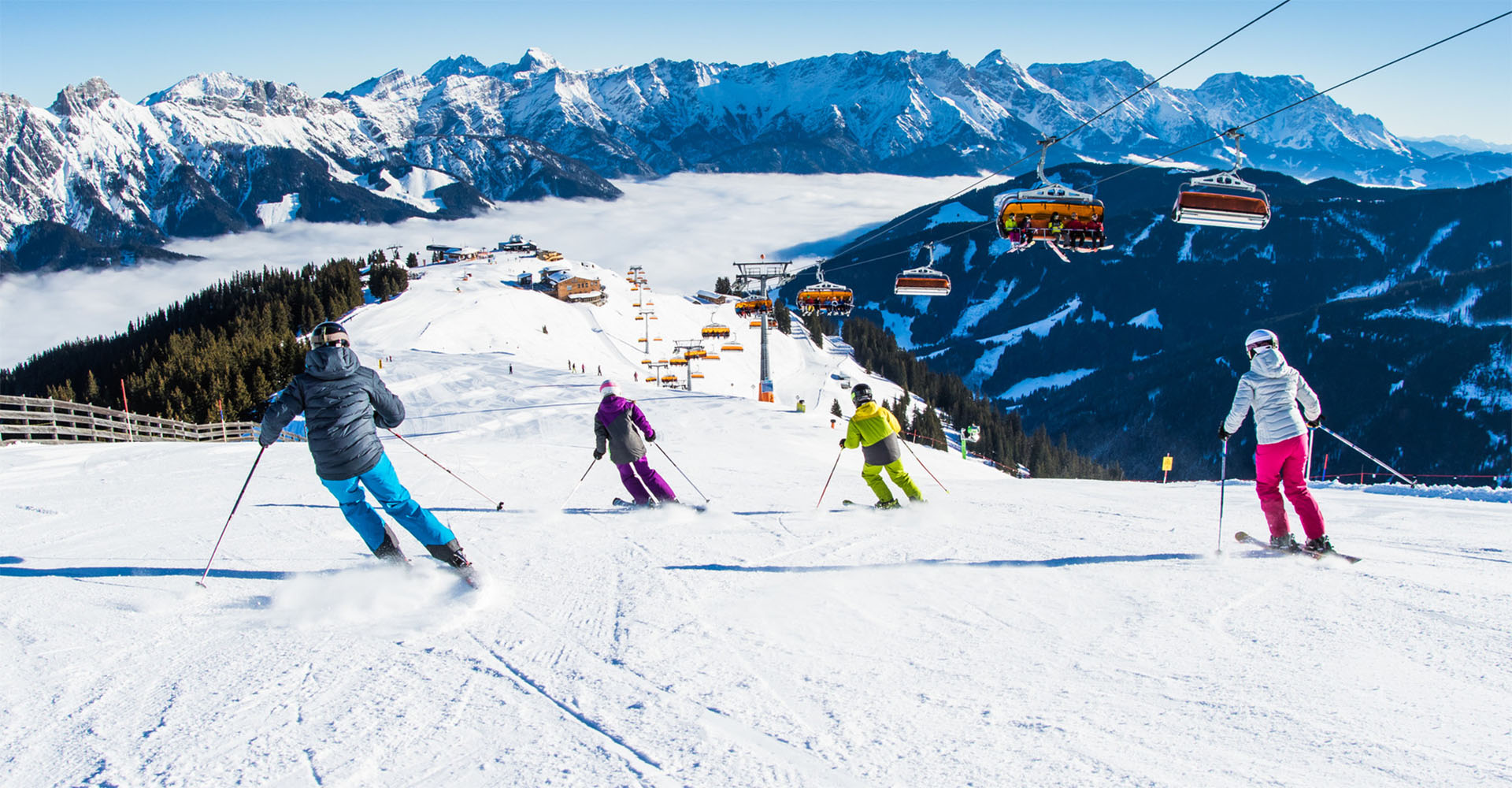 Skiholiday in Austria